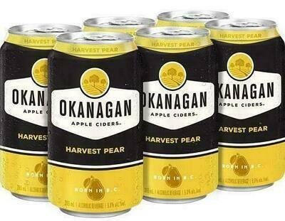 Okanagan Premium Harvest Pear Cider