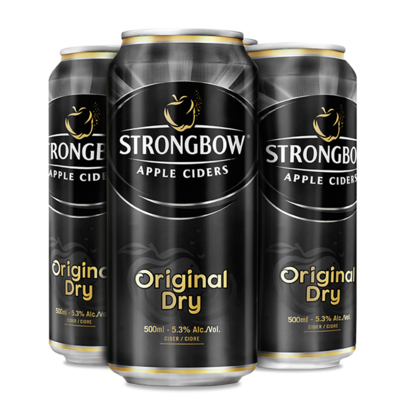 Strongbow Dry Cider