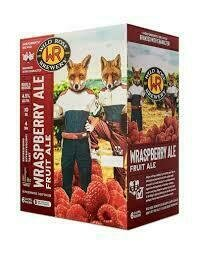 Wild Rose Wraspberry Ale