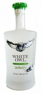 White Owl Ginger Lime Whisky