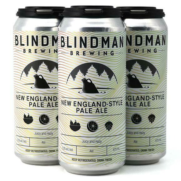 Blindman New England-Style Pale Ale