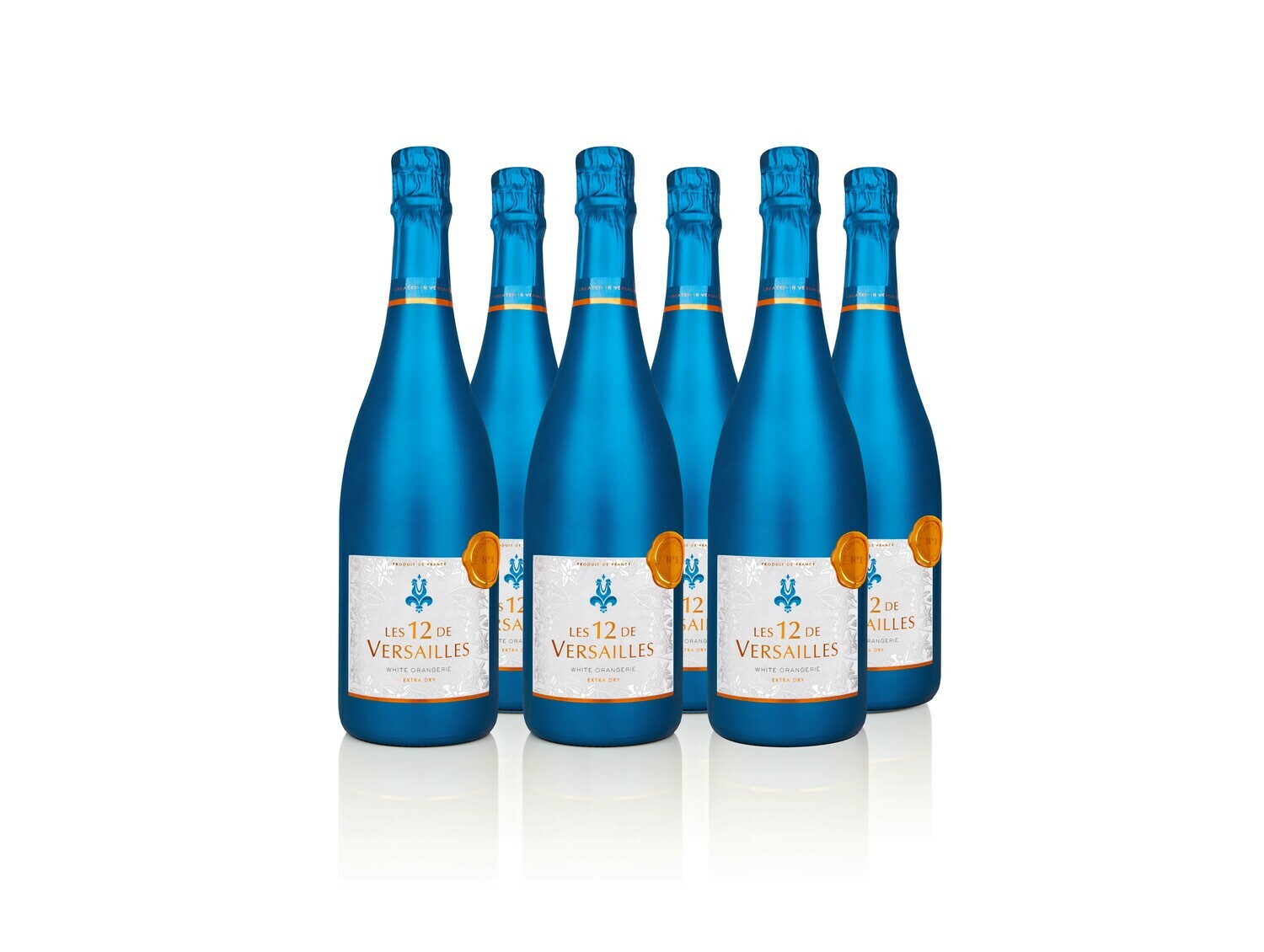 Case of 6 Bottles of White Orangerie N°3
