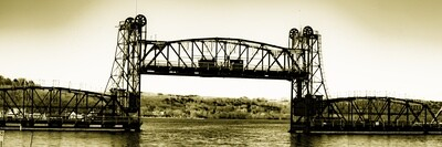 Historic Stillwater Lift Bridge