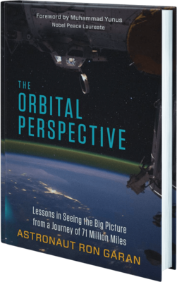 The Orbital Perspective - Lessons in Seeing the Big Picture from a Journey of 71 Million Miles