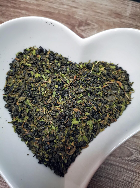 Thé vert Gunpowder à la marocaine 100g