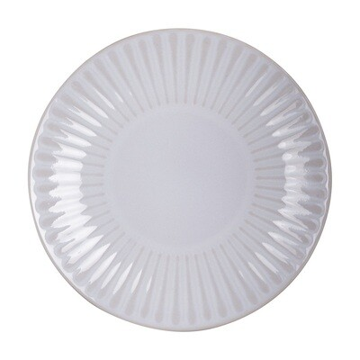 Assiette plate olympe