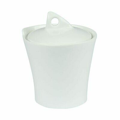 Sucrier porcelaine Libra