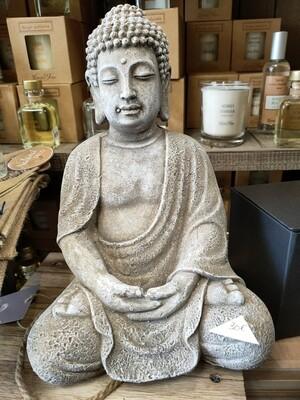 Bouddha jambes croisées