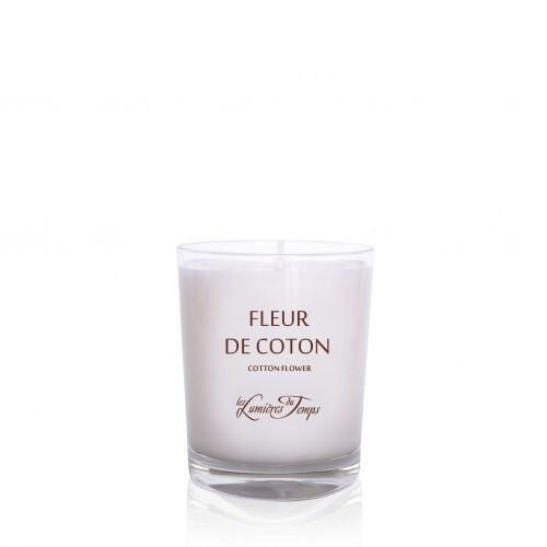 Bougie Fleur de Coton