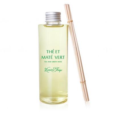 Recharge Thé et Maté Vert