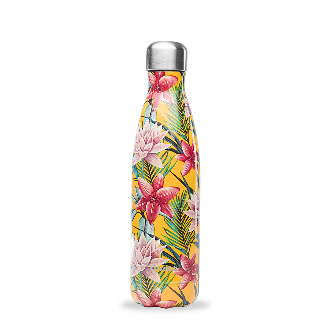 Bouteille Tropicale jaune 500ml