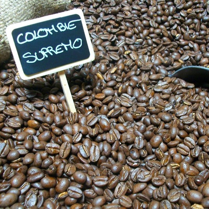 Café Noailles COLOMBIE SUPREMO