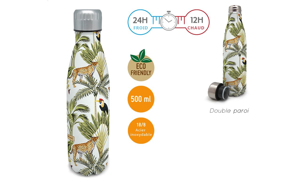 Bouteille Jungle 500ml