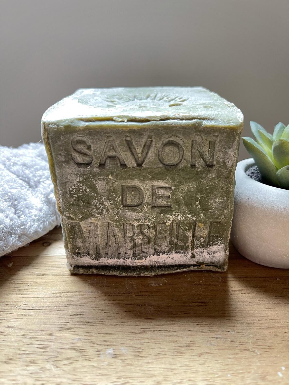 Savon vert de Marseille 600g