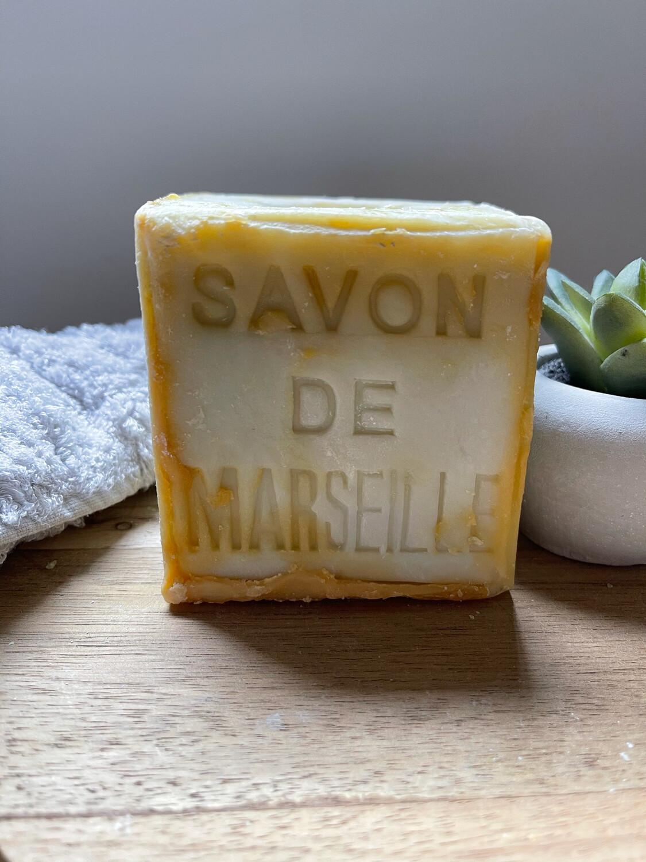 Savon blanc de Marseille 600g