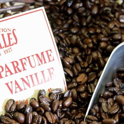 Café Noailles PARFUM VANILLE 250g
