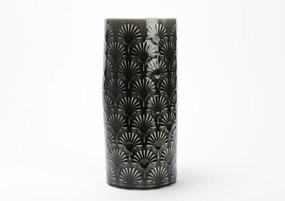 Vase gris Florence GM