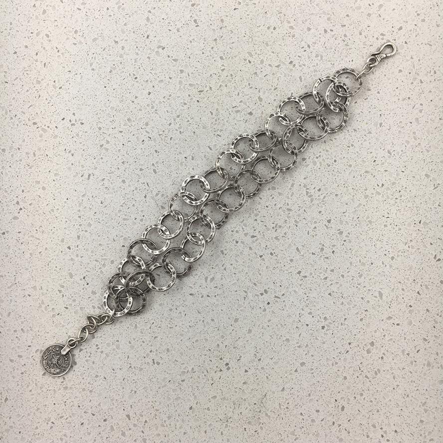 3154 - Silver Plated Bracelet