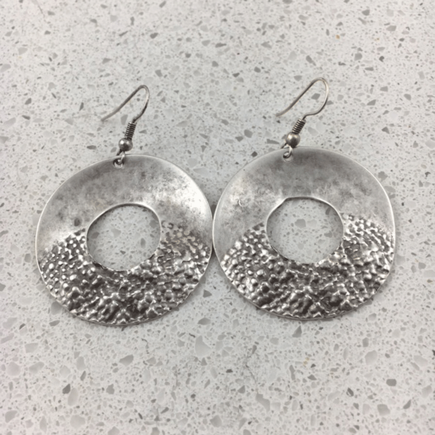 5108 - Silver Plated Earring