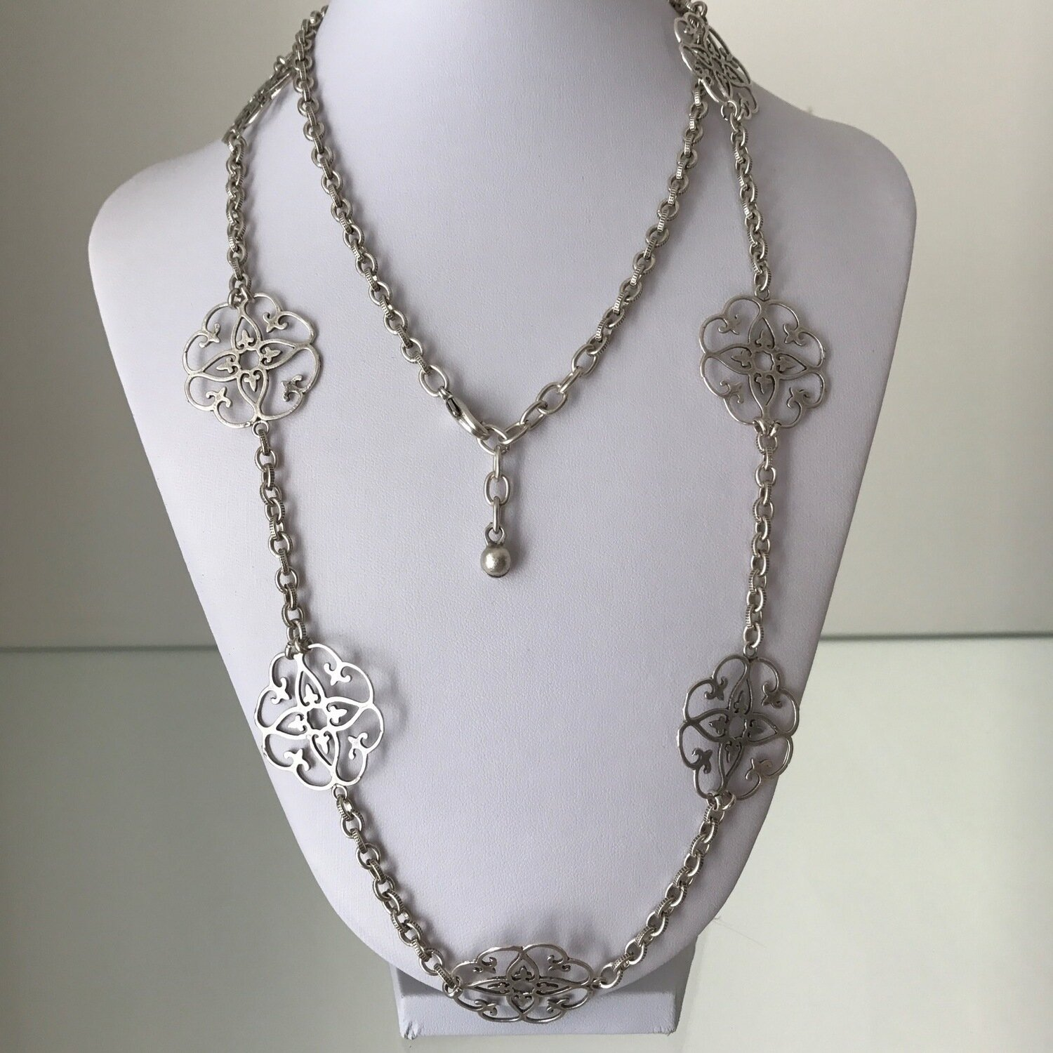 BNF01 - Silver Plated Necklace