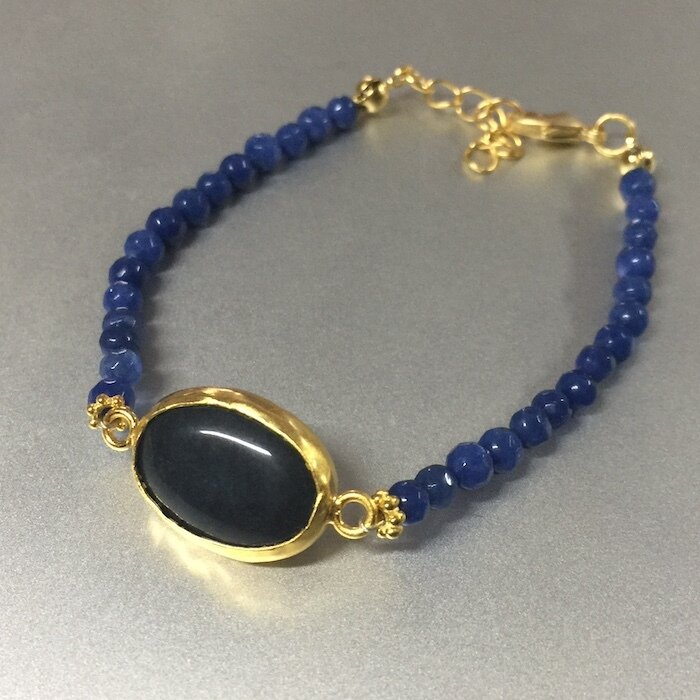 BB-812 - Bracelet stone