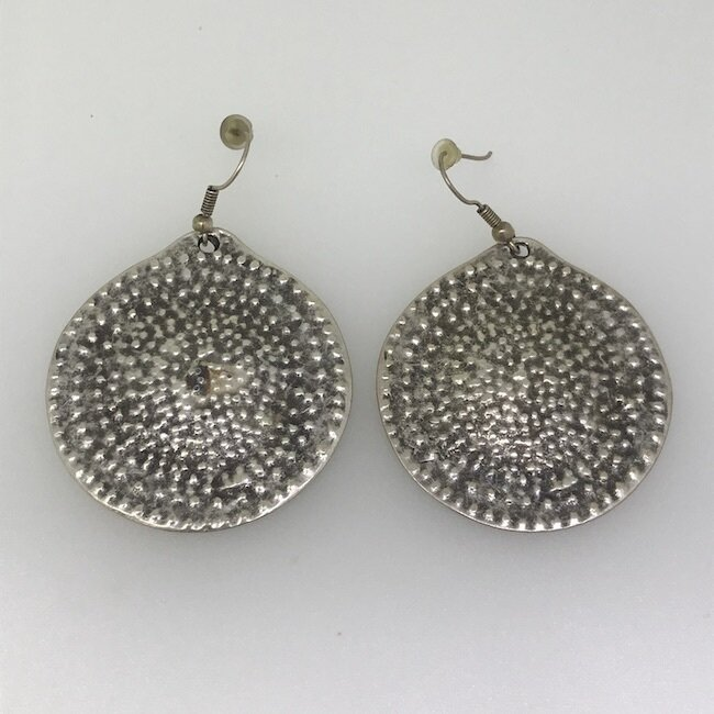 5082 - Silver Plated Earring