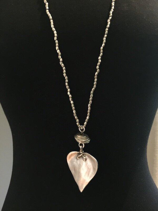 OTP-17 Pendant necklace