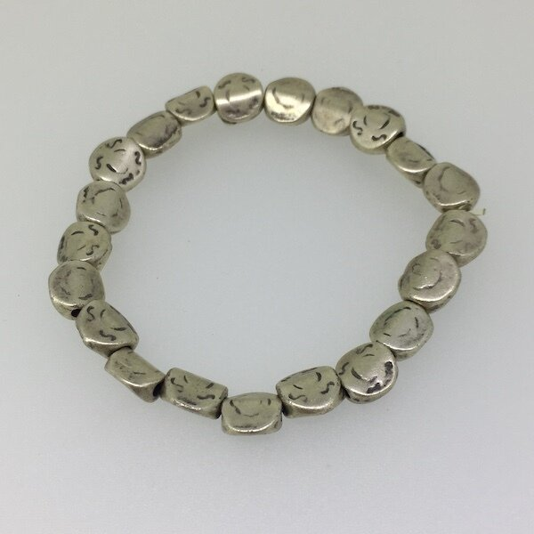 3209 Silver plated bracelet