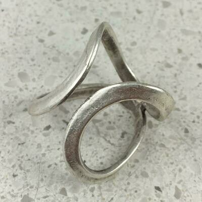 OTS-291 - Silver Plated Ring