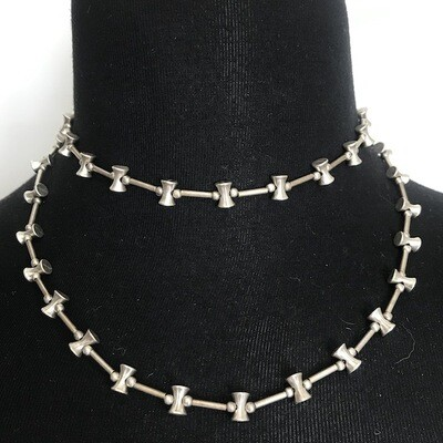 OTS-072 - Silver Plated Necklace