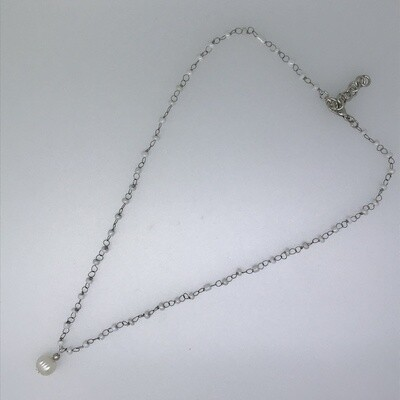 LHN-25 Silver & Gold plated jewellery