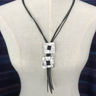 OTSL-006 Silver plated necklace