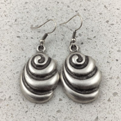 A-5081 - Silver Plated Earring