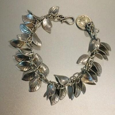 OTB-26 Silver plated bracelet
