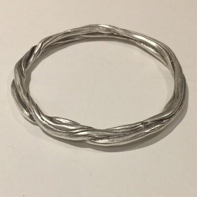 OTB-4378 Silver plated bracelet