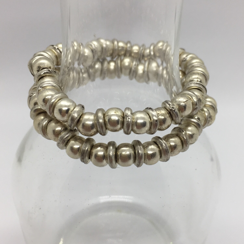 3204 - Silver Plated Bracelet