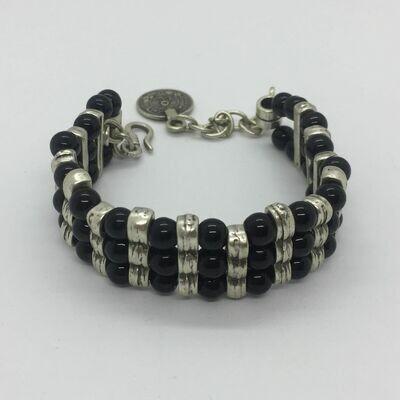 3063 - Silver Plated Bracelet