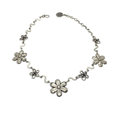 1065 - Silver Plated Necklace