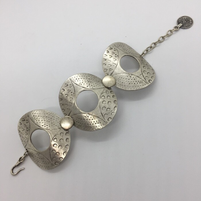 3071 - Silver Plated Bracelet
