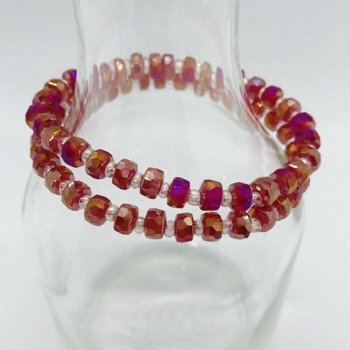 LHB-16 Crystal bracelet