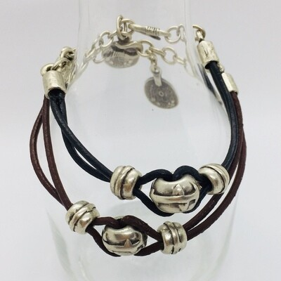 3213 - Silver Plated Bracelet