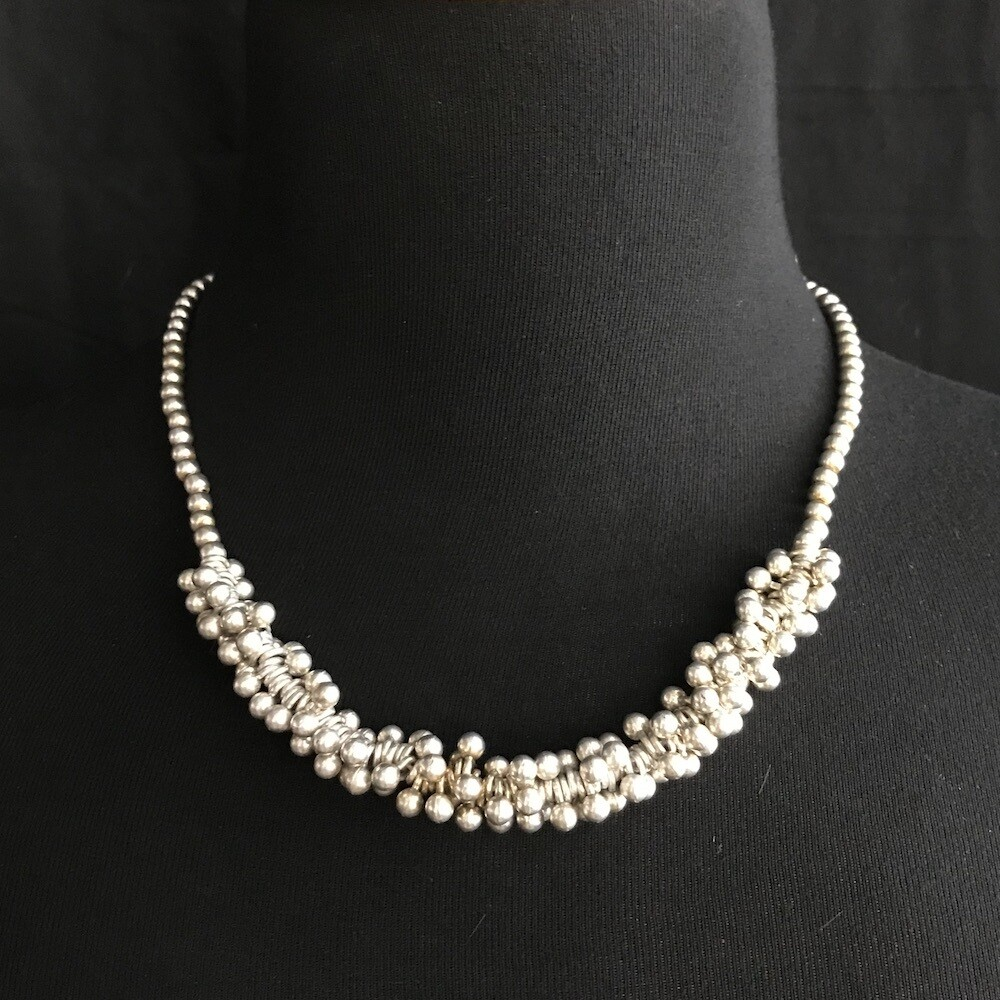 A-1015 - Silver Plated Necklace
