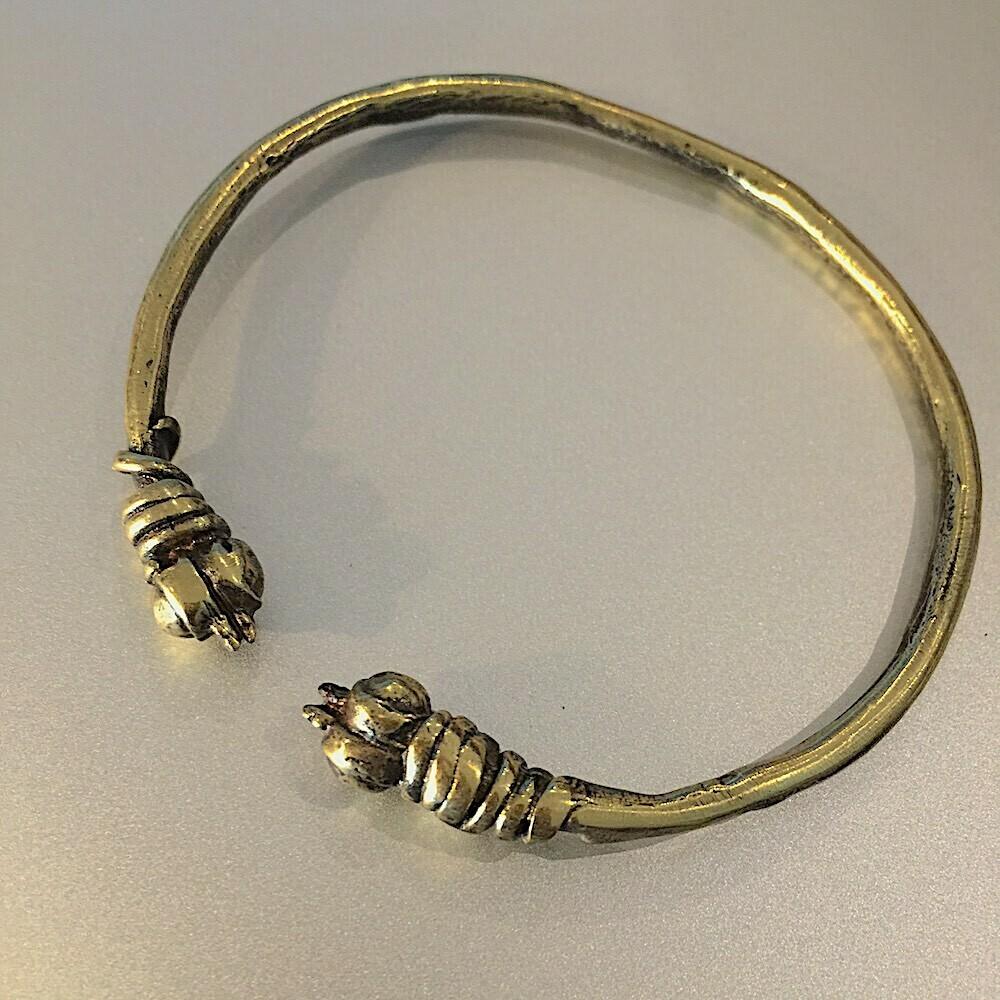 OTBNZ-7 Bronze bracelet