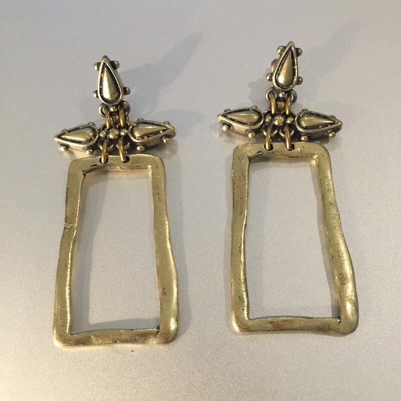 OTEB-5 Bronze earrings