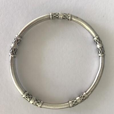 OTB-3223 - Silver Plated Bracelet