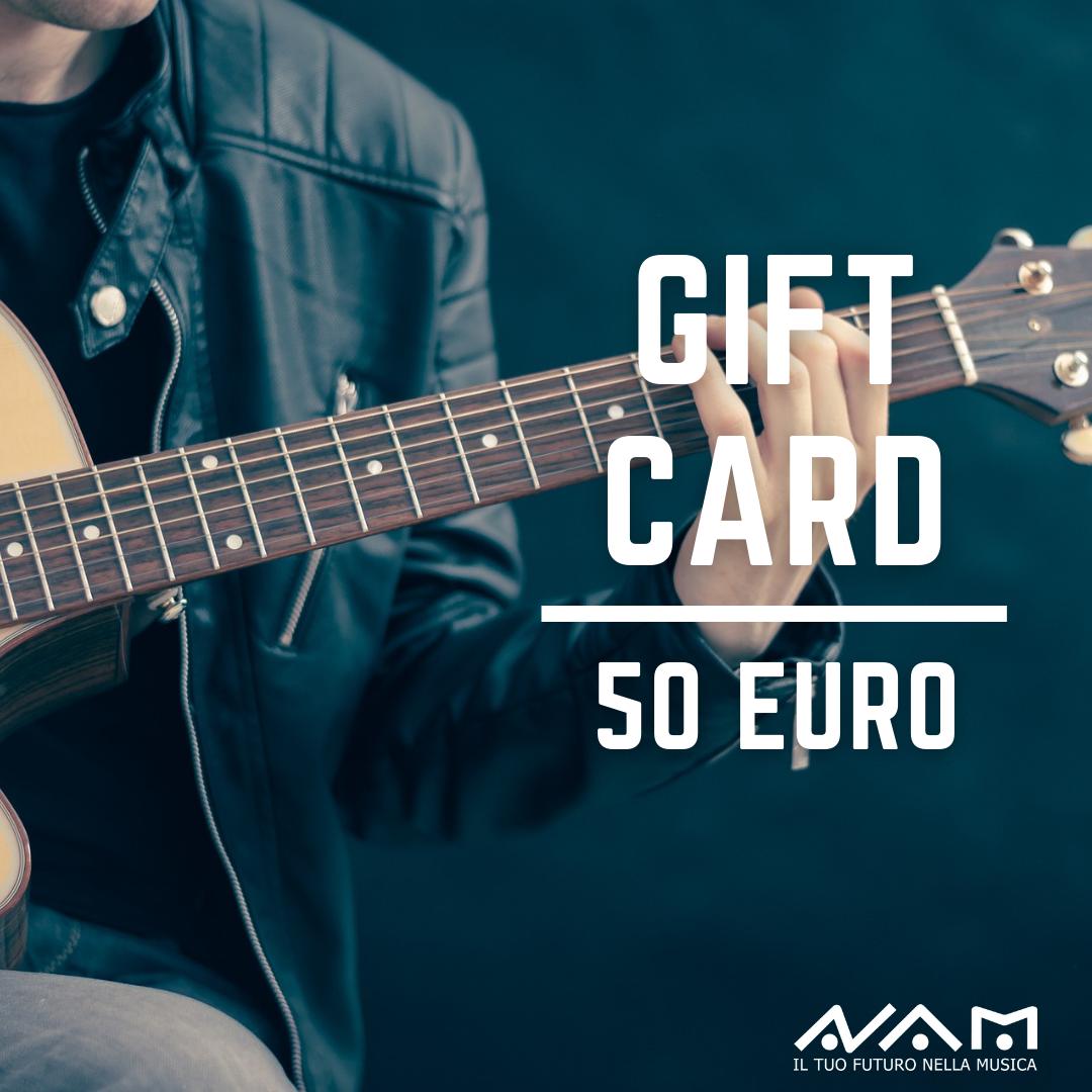 Gift Card da 50€