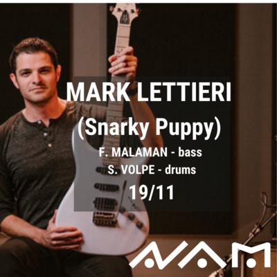 Snarky Puppy's Mark Lettieri Clinic