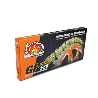ĶĒDE MOTO MASTER 520GP GOLD 120L