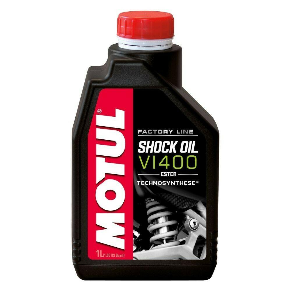 AMORTIZATORA EĻĻA MOTUL SHOCK OIL VI400 1L