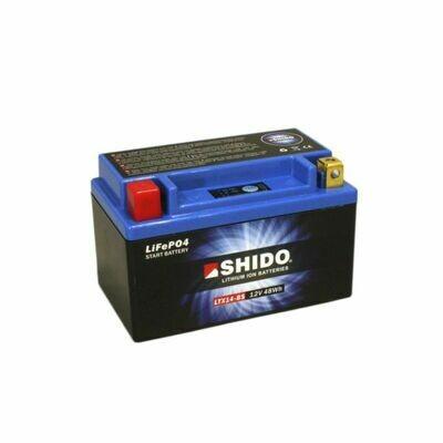 AKUMULATORS SHIDO LTX14-BS LITHIUM ION LiFePO4